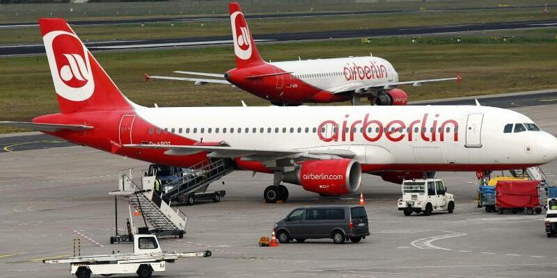 Air Berlin - Foto: Maurizio Gambarini