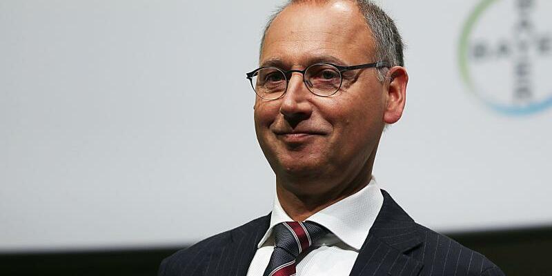Bayer - Werner Baumann - Foto: Bayer-Chef Werner Baumann will den 66-Milliarden-Dollar-Deal bis Anfang 2018 stemmen. Foto:Oliver Berg