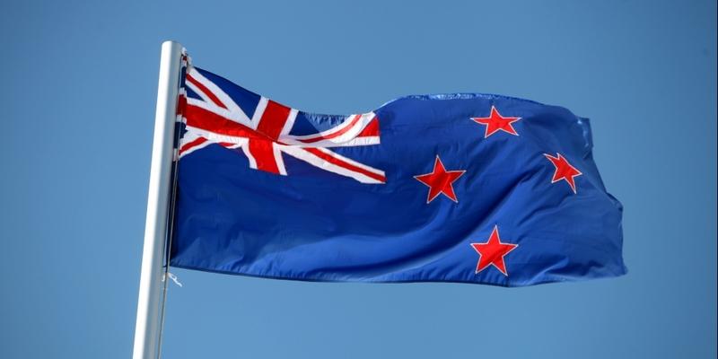 Flagge von Neuseeland - Foto: über dts Nachrichtenagentur