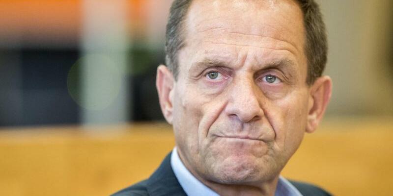 DOSB-Präsident Alfons Hörmann - Foto: Michael Kappeler