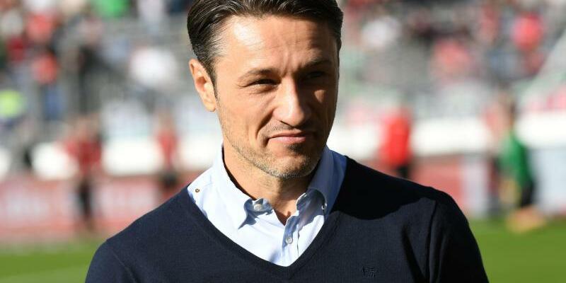 Niko Kovac - Foto: Will mit seinem Team für den ersten Frankfurter Sieg in Mainz sorgen:Eintracht-Coach Niko Kovac. Foto:Peter Steffen