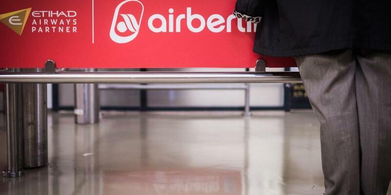 Air Berlin - Foto: Sophia Kembowski