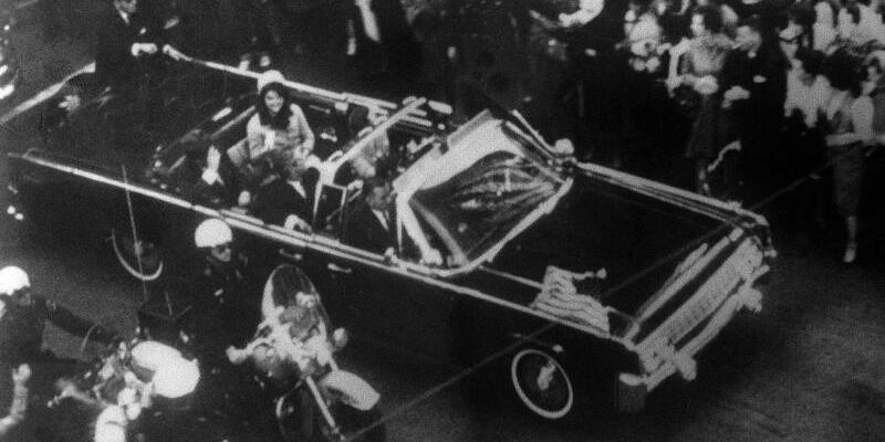 Dallas 1963 - Foto: Warren Commission/AP