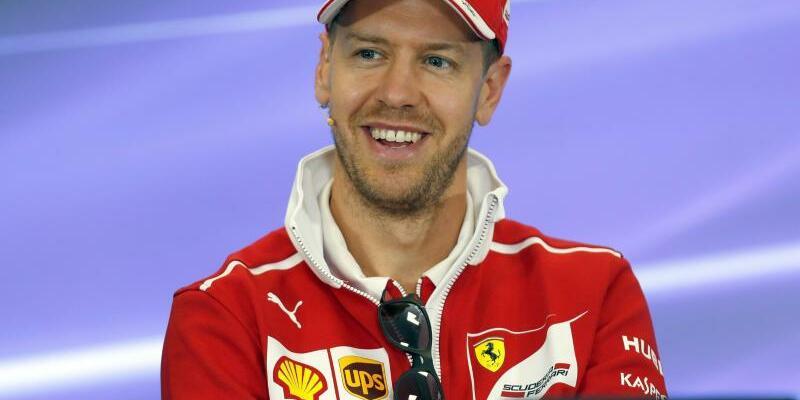 Sebastian Vettel - Foto: Moises Castillo