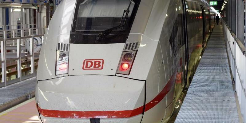 ICE 4 - Foto: Der Vorschlag «Trainy McTrainface» fiel bei der Jury durch, aber die Bahn hat nun jede Menge klangvolle Namen für ihre ICE4-Züge gefunden. Foto:Maurizio Gambarini