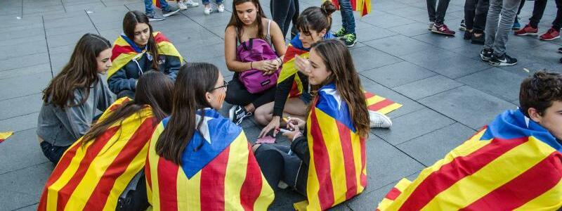 Protest getgen Madrid - Foto: Paco Freire