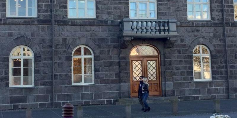 Parlament von Island - Foto: Theresa Münch