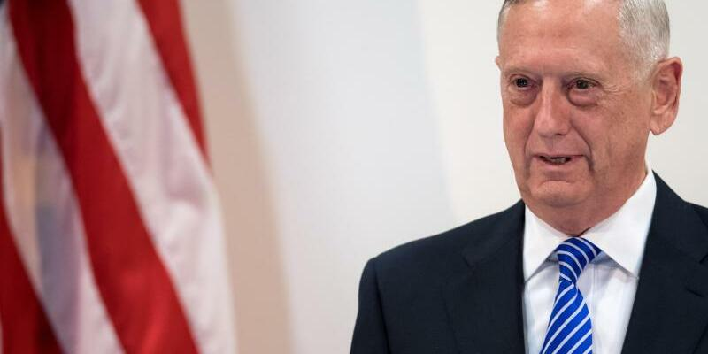 US-Verteidigungsminister Mattis - Foto: Sven Hoppe