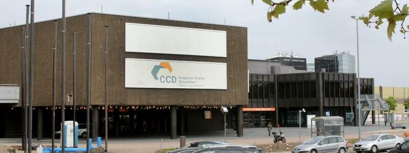 Congress Center Düsseldorf - Foto: Roland Weihrauch