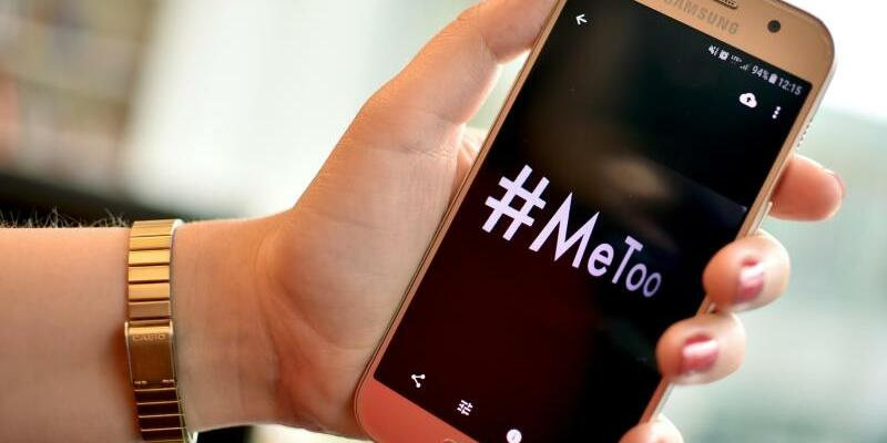 Hashtag #MeToo - Foto: Britta Pedersen