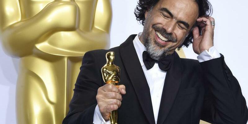 Alejandro Gonzalez Inarritu - Foto: Paul Buck/EPA