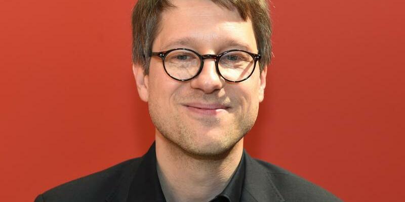 Jan Wagner - Foto: Jens Kalaene/dpa-Zentralbild