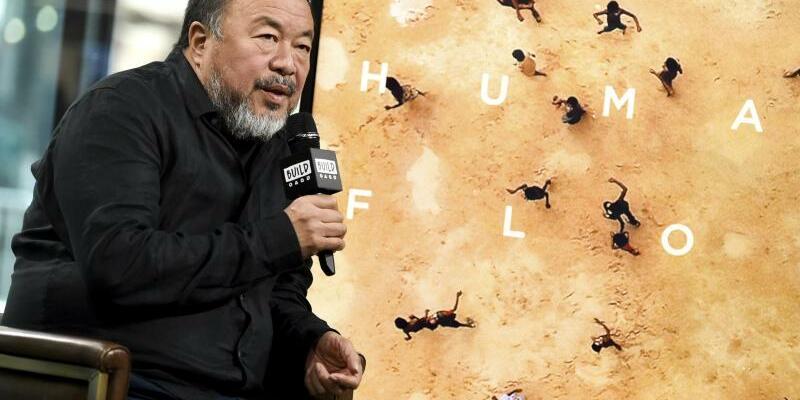 Ai Weiwei - Foto: Evan Agostini/Invision/AP