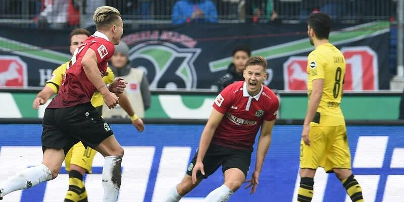 Hannover 96 - Borussia Dortmund - Foto: Carmen Jaspersen