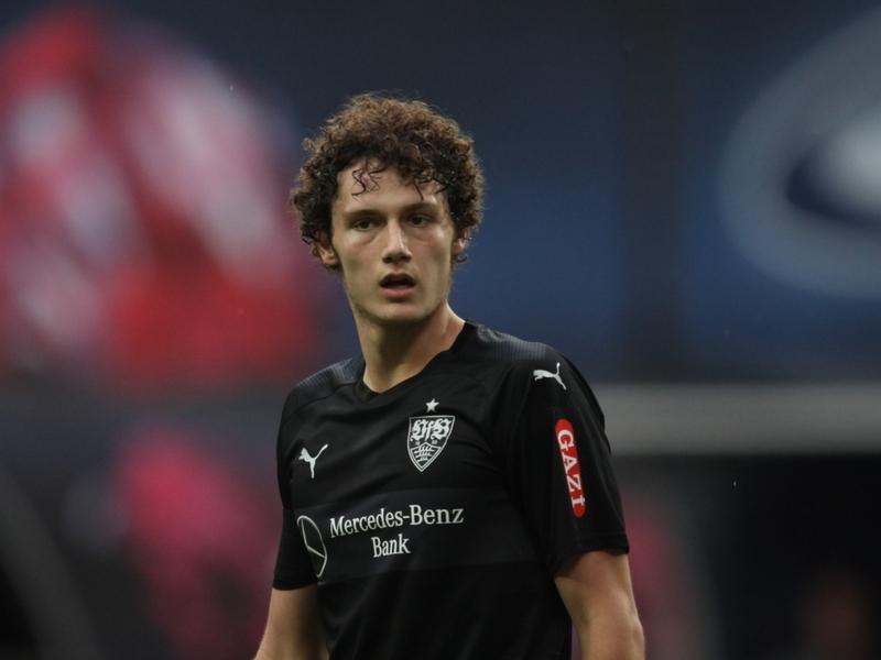 Benjamin Pavard (VfB Stuttgart) - Foto: über dts Nachrichtenagentur