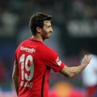 David Ángel Abraham (Eintracht Frankfurt) - Foto: über dts Nachrichtenagentur
