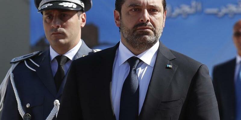Saad Hariri - Foto: Hassan Ammar