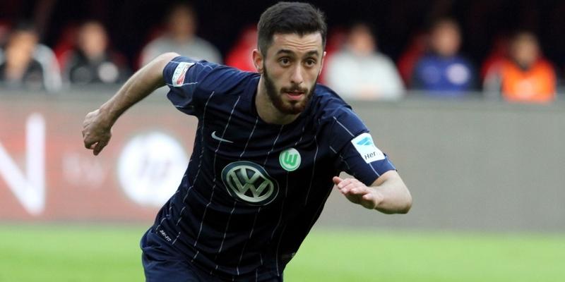 Yunus Malli (VfL Wolfsburg) - Foto: über dts Nachrichtenagentur