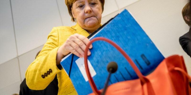 CDU/CSU-Fraktionssitzung - Foto: Michael Kappeler