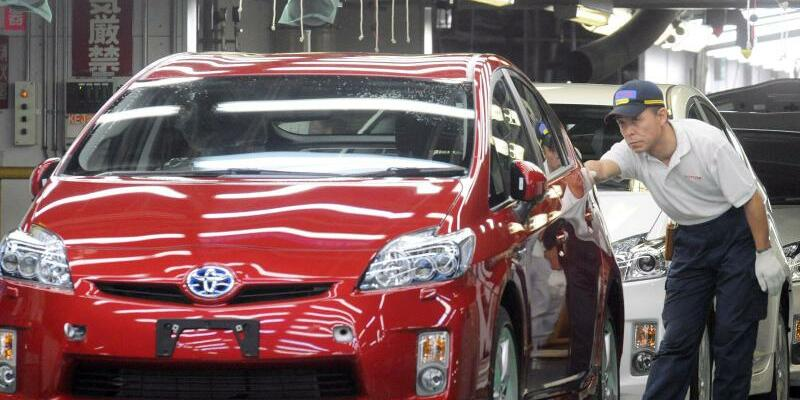 Toyota-Produktion - Foto: Everett Kennedy Brown