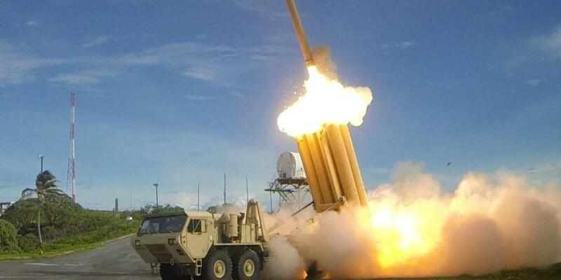 THAAD-Raketenabwehr - Foto: Ralph Scott/Department Of Defense