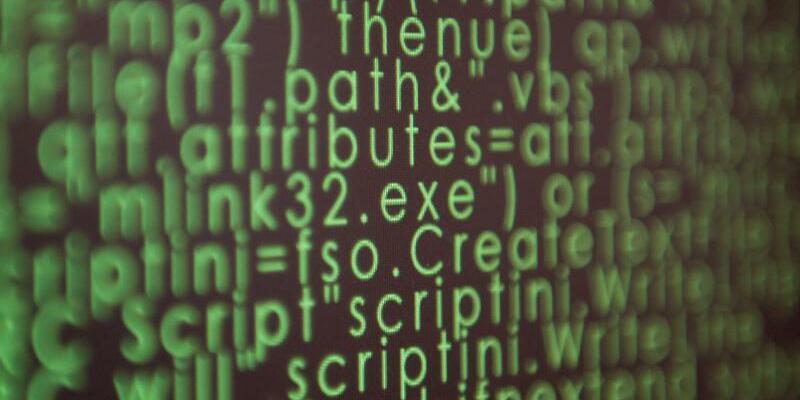 Quellcode - Foto: Sebastian Kahnert