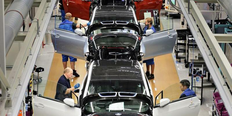 BMW-Produktion - Foto: Jan Woitas