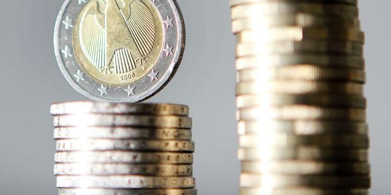 Euro-Münzen - Foto: Oliver Berg