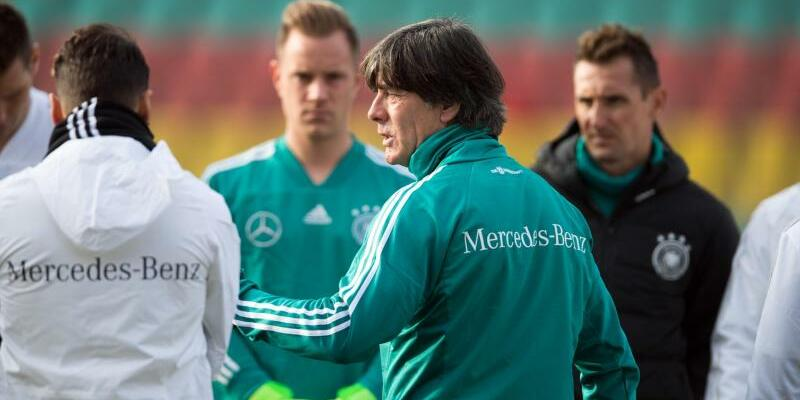 Bundestrainer - Foto: Soeren Stache