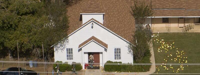Kirche - Foto: Jay Janner/Austin American-Statesman