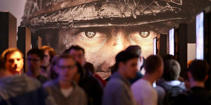 Videospiel «Call of Duty» - Foto: Oliver Berg