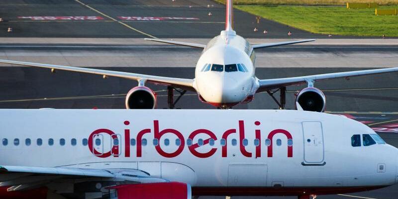 Air Berlin - Foto: Marcel Kusch