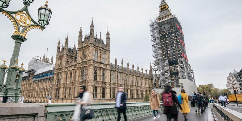 Big Ben - Foto: Rob Pinney
