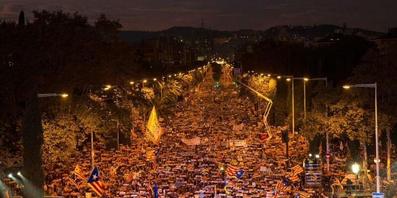 Demonstration - Foto: Emilio Morenatti