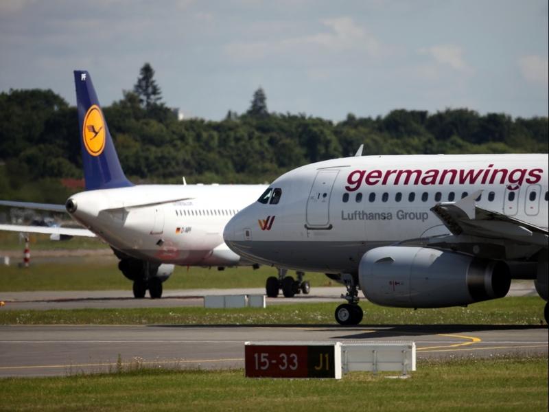 Lufthansa und Germanwings - Foto: über dts Nachrichtenagentur