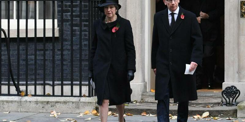 Theresa May - Foto: Stefan Rousseau