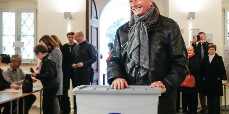 Borut Pahor - Foto: Stanko Gruden