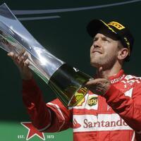 Sebastian Vettel - Foto: Andre Penner