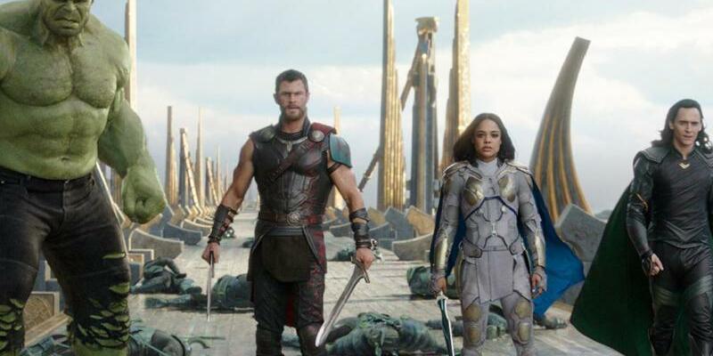 «Thor: Tag der Entscheidung» - Foto: Marvel Studios