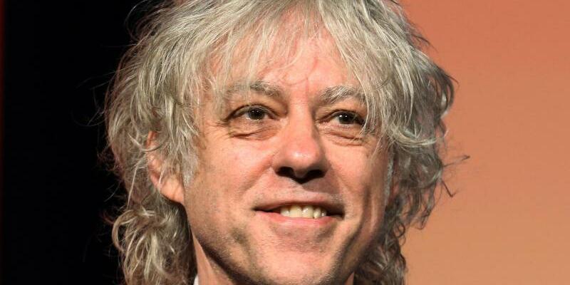 Bob Geldof - Foto: David Crosling