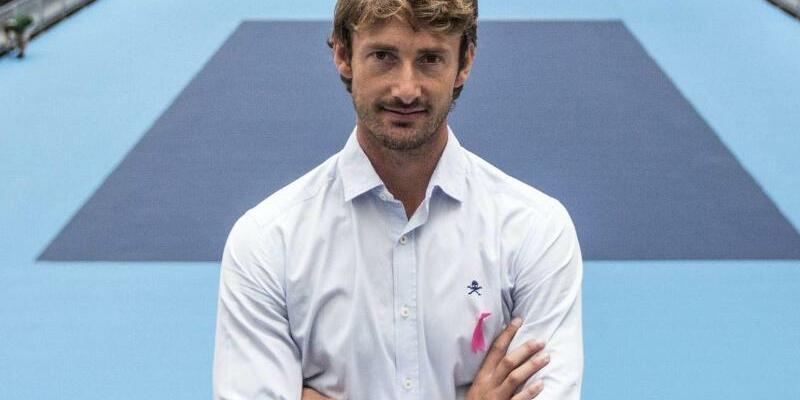 Juan Carlos Ferrero - Foto: Manuel Bruque