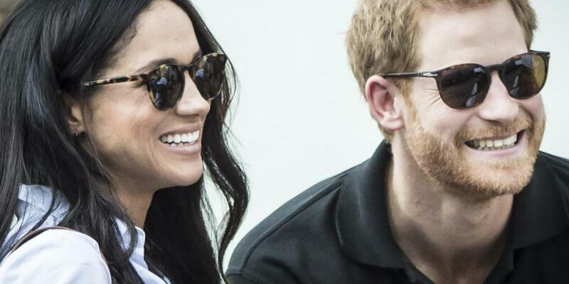 Meghan Markle & Prinz Harry - Foto: Danny Lawson