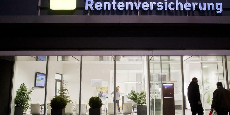 Deutsche Rentenversicherung - Foto: Julian Stratenschulte