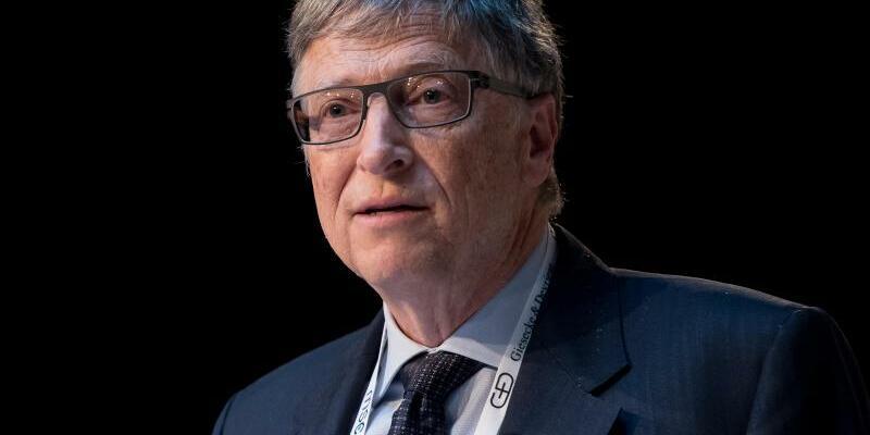 Bill Gates - Foto: Sven Hoppe