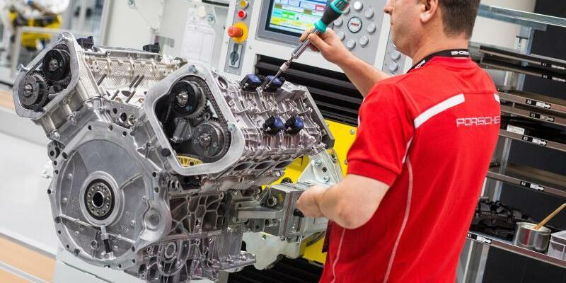 Motorenwerk - Foto: Christoph Schmidt