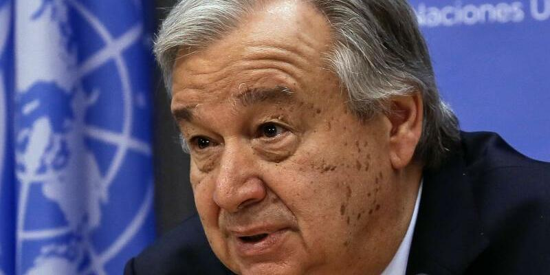 Antonio Guterres - Foto: Bebeto Matthews