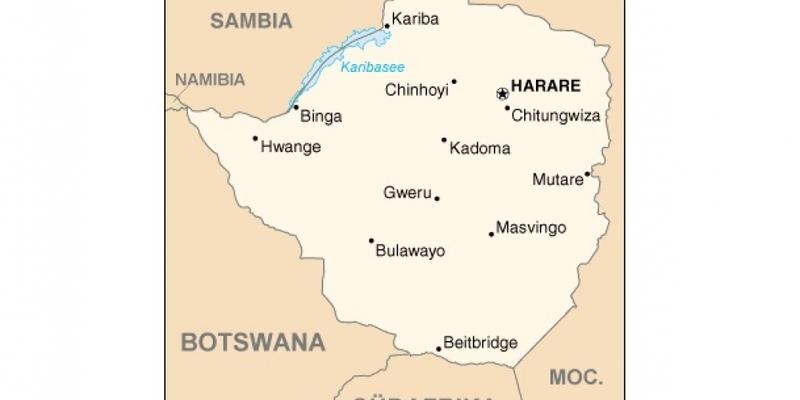 Simbabwe - Foto: über dts Nachrichtenagentur