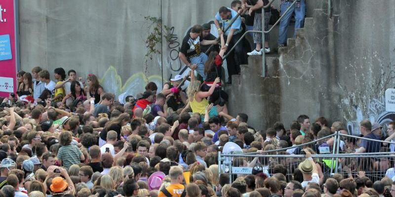 Loveparade Duisburg - Foto: Daniel Naupold