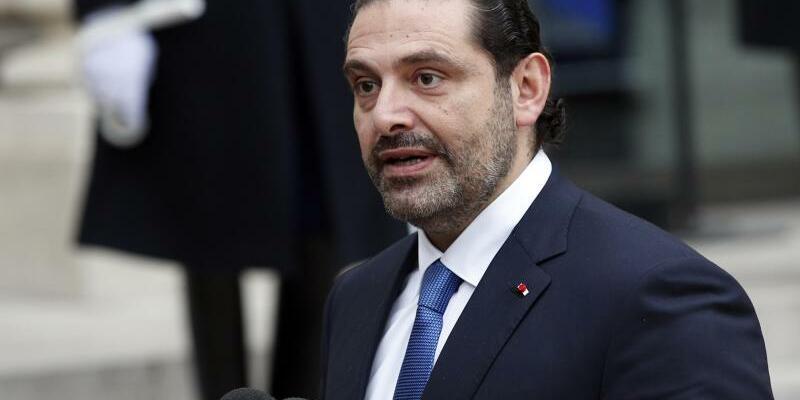Hariri in Paris - Foto: Christophe Ena