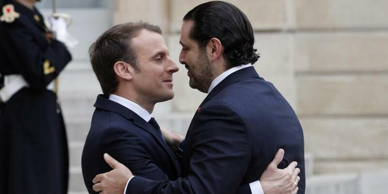 Hariri in Paris - Foto: Christophe Ena